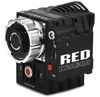Red Epic Dragon Camera Body for rent