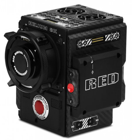 Red Epic W Helium Camera Body for rent