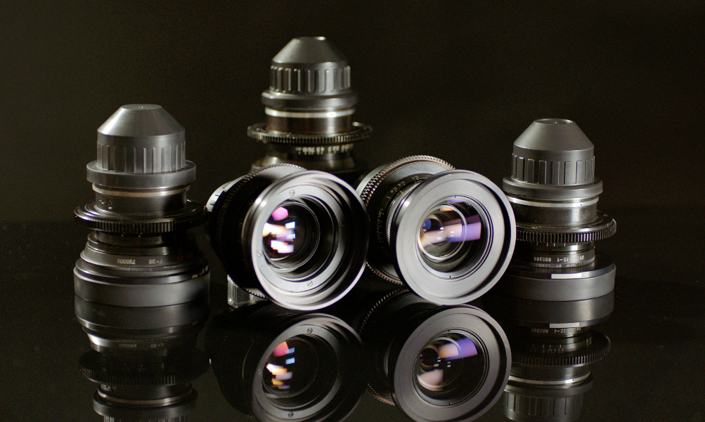 Lomo Spherical Standard Speed Lenses For Rent