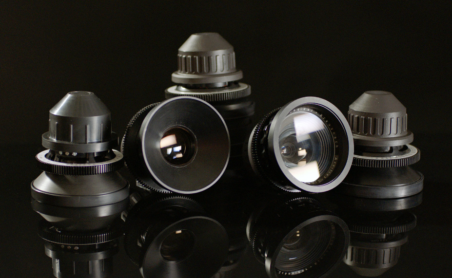 Schneider Vintage Xenon Lenses For Rent