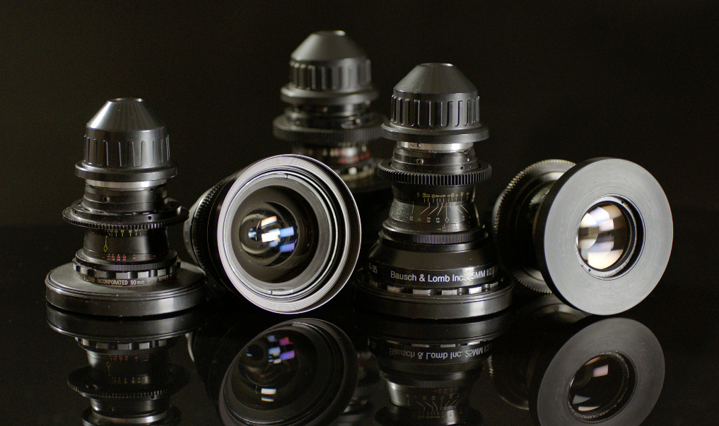 Bausch and Lomb Super Baltar Lenses For Rent