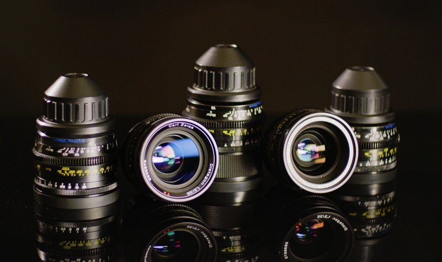 Zeiss Super Speed Lenses For Rent